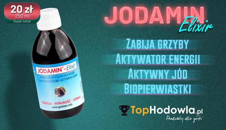 Jodamin Elixir Aktywny jód